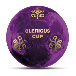 Werbeball Clericus Cup