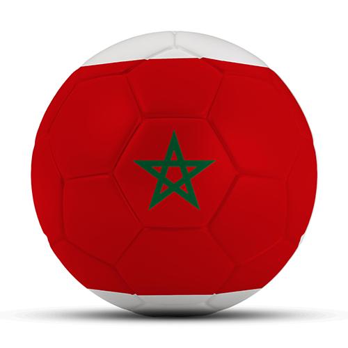 Duesentrieb Länderball/Fußball Marokko