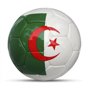 Länderball Algerien
