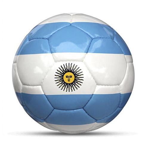 Länderball Argentinien