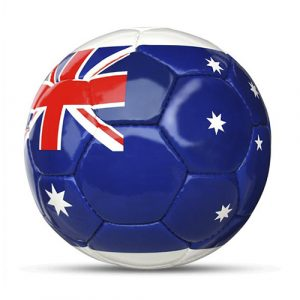 Länderball Australien