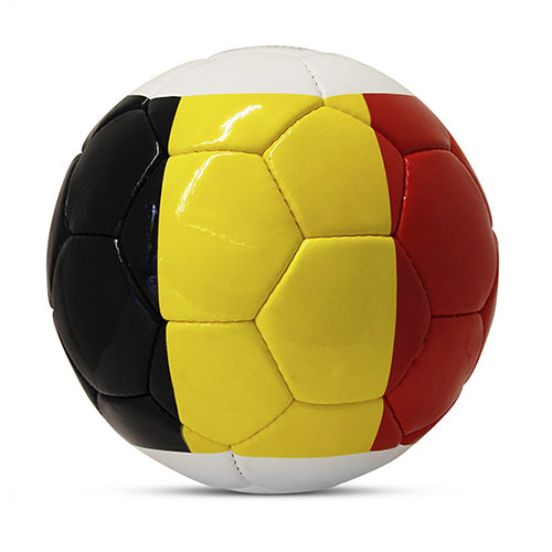 Länderball Belgien