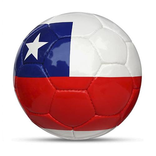 Länderball Chile