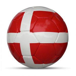 Länderball Dänemark