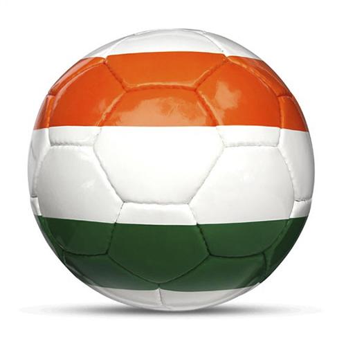 Länderball Elfenbeinküste