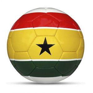 Länderball Ghana