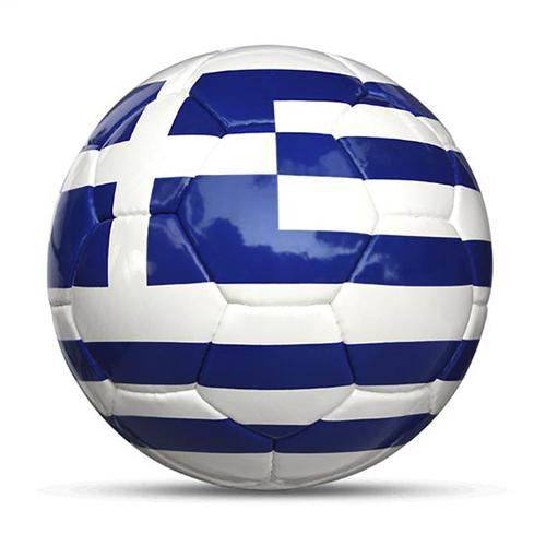 Länderball Griechenland