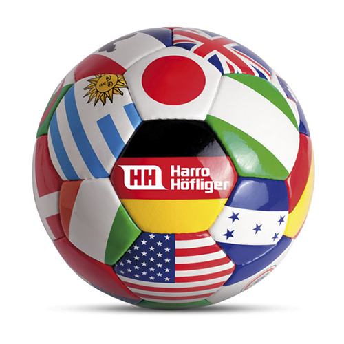 Duesentrieb Länderball/Fußball  Harro Höfliger GmbH