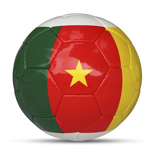 Länderball Kamerun