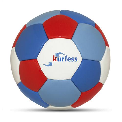 Werbeball Kurfess GmbH Firmen Fußball mit Logo