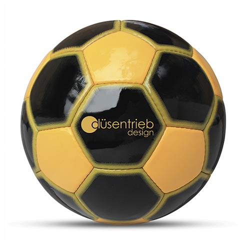 duesentrieb-fussball-neon-gelb
