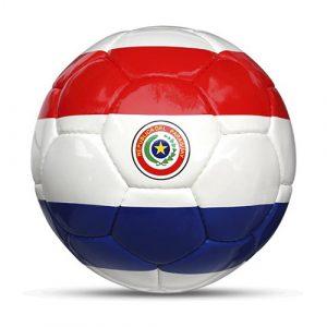 Länderball Paraguay