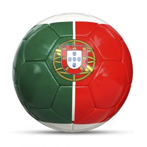 Länderball Portugal