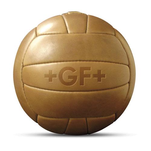 Duesentrieb Design Retroball/Fußball Georg Fischer AG