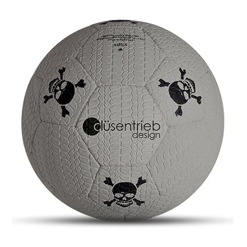 Designball Reifenprofil grau schwarz