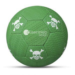 Designball Reifenprofil grün weiß