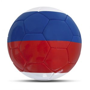 Länderball Russland