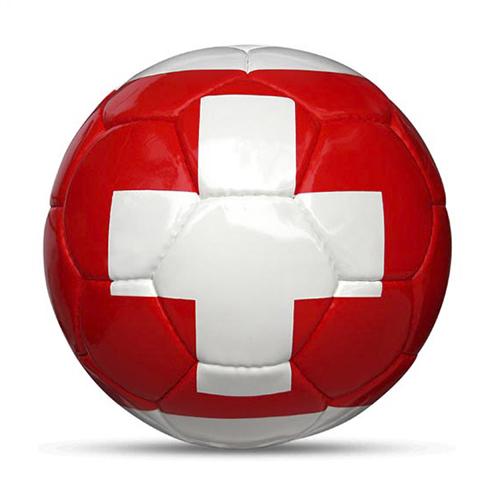 Länderball Schweiz