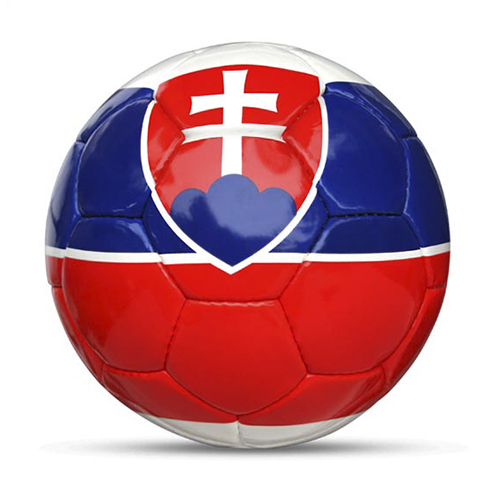 Länderball Slowakai