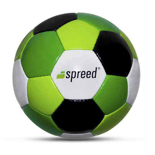 Duesentrieb Werbeball/Fußball Struktur Ag / Spreed Firmenfußball mit gedruckten Logo