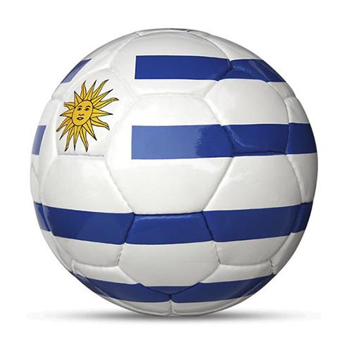 Länderball Uruguay Logoball bedruckt