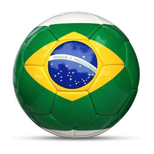 Länderball Brasilien