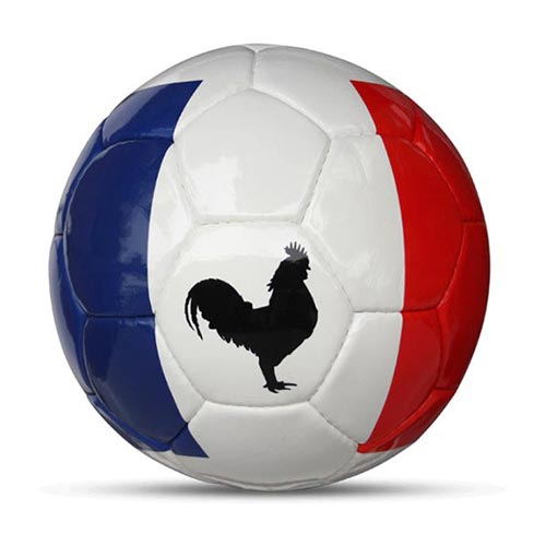 Länderball Frankreich