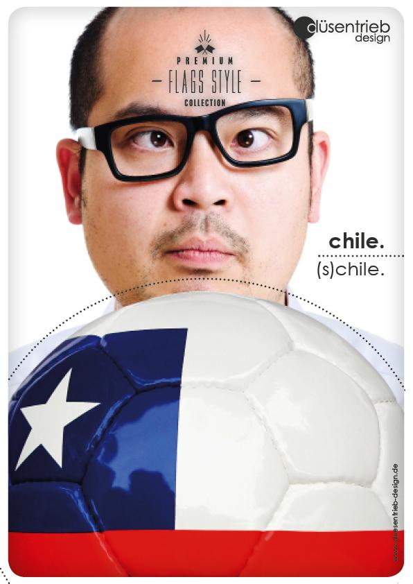 Plakat Chile