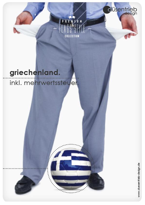 Plakat Griechenland