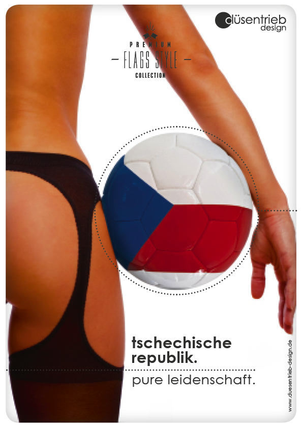 Plakat Tschechische Republik