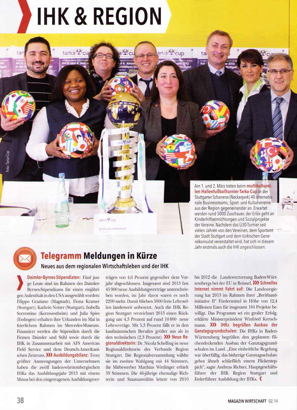 IHK Magazin Wirtschaft & Region