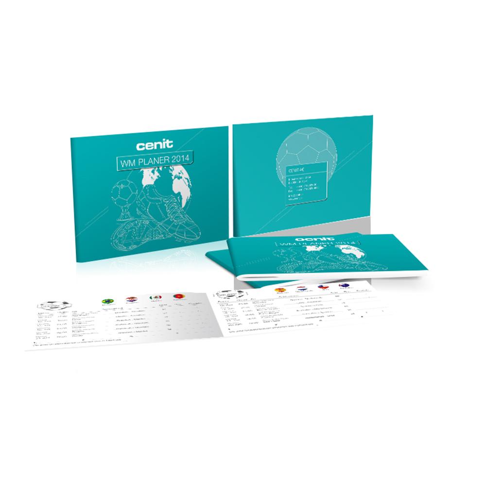 Taschenplaner wm taschenplaner mit logo wm planer 2018 for Design artikel